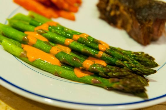 Roasted Red Pepper Aioli by Dana Kim This recipe for Roasted Red ...