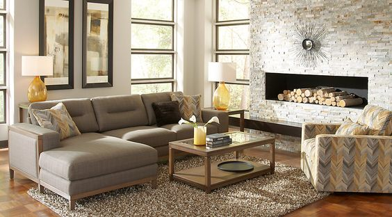Affordable sofia vergara living room sets rooms to go for Affordable furniture to go