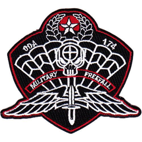 8 76 1st Special Forces Group Oda 174 Patch Ebay Collectibles Special Forces 1st Special Forces Group Special Force Group