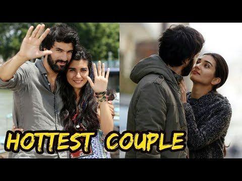 Most Beautiful Perfect Engin Akyurek Tuba Buyukustun Turkish Couple 2018 Boyfriend Dating Youtube Hot Couples Couples Romantic Moments