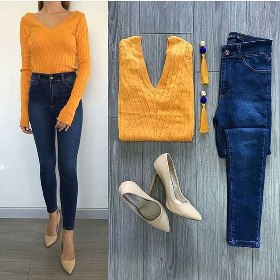 53 Stylish Outfits That Will Make You Look Great outfit fashion casualoutfit fashiontrends