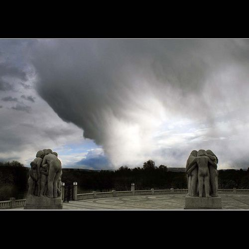 Together we weather the storm - | ART | Pinterest | Storms and ...