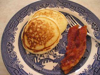 how to make pancakes without self raising flour