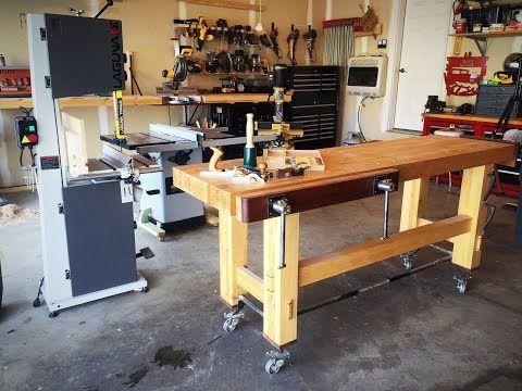 Workbench Plans Tips Ideas On Portable Diy Garage