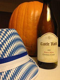 Castle Rock Pinot Noir 2009 - Wine on the Dime