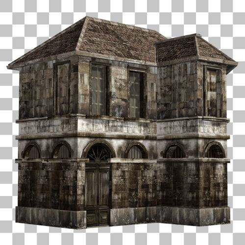 Haunted House Png Image With Transparent Background Transparent Background Haunted House Png Images