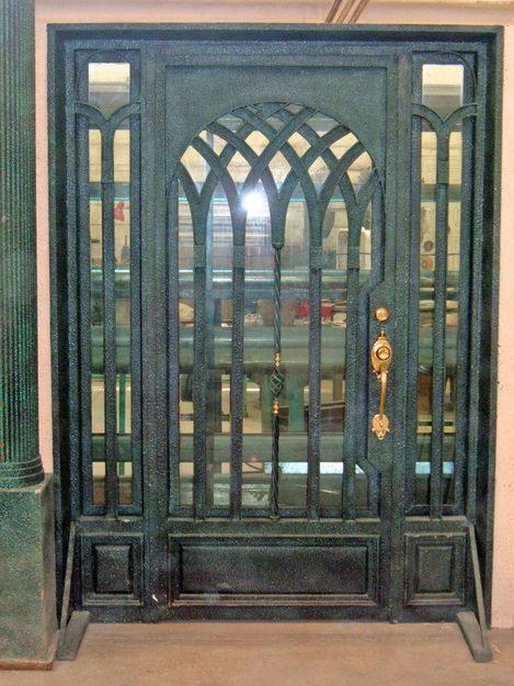 Herreria vidrio y aluminio poza honda naucalpan de ju rez for Puertas pintadas originales