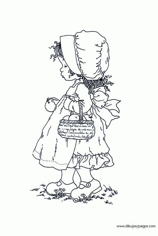 Nenas Y Nenes En Primavera Dibujos Para Colorear Bebeazul Top Sarah Kay Coloring Pages Free Coloring Pages