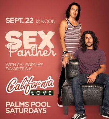 Sex Panther California Love Palms Pool Las Vegas