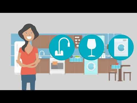 Naturalsof Replaced Fluid Dynamics Housetron As The Best No Salt Softener Hard Water Conditioner Limescale Build Water Softener Hard Water Problems Hard Water