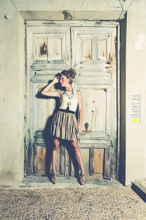 Fotos realizadas por Mikalet.es con ropa y complementos de LA LOLA BENIDORM