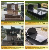 black granite tombstone,grey granite tombstone,cheap granite tombstone