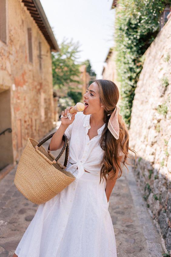 Trend Alert: veja como usar bolsa de palha no dia a dia – Beijos, Blues & Poesia ❤