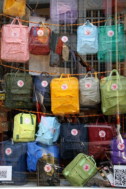 kanken bag store in london