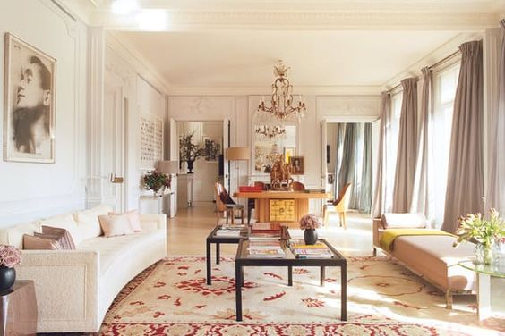 Discover Your Home Decor Personality: Classic Glam Room Inspirations | Apartment…