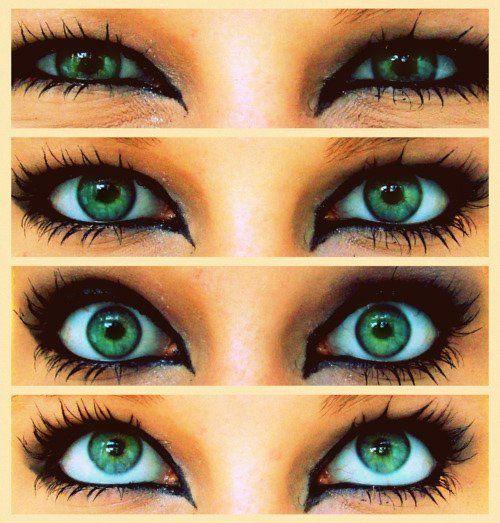 Black Eyeliner http://annagoesshopping.com/makeup