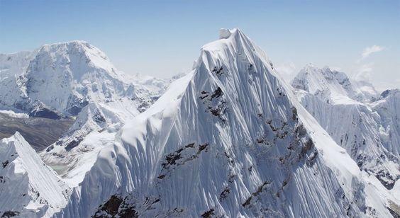 montagne-neige-sommet