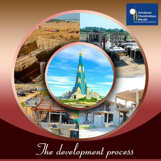We are blessed to be involved in development process of the tallest Krishna temple! Help us- http://bit.ly/templecontributions …