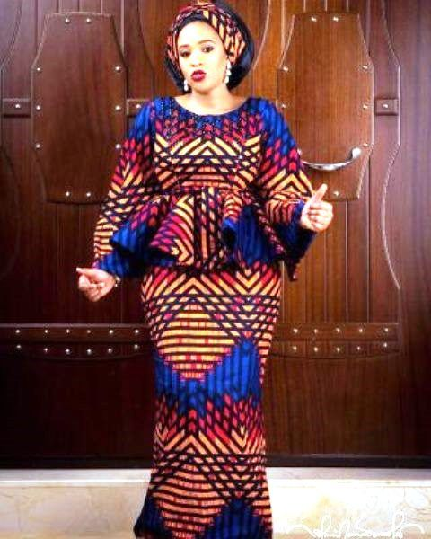 Stylish Ankara Skirt And Blouse Design For African Ladies Dezango Latest African Fashion Dresses African Print Fashion Dresses African Fashion Women