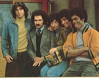 Welcome back, Kotter! ;)
