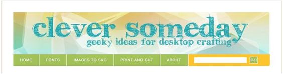 """http://cleversomeday.wordpress.com/  subtitled """"geeky ideas for desktop crafting"""" lots of great ideas."""