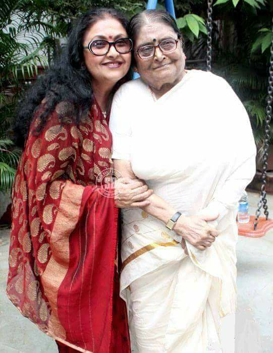 Leena Chandavarkar and Ruma Guha Thakurta, the wives of great ...