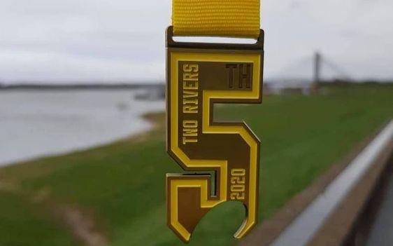 Medaille 5e editie