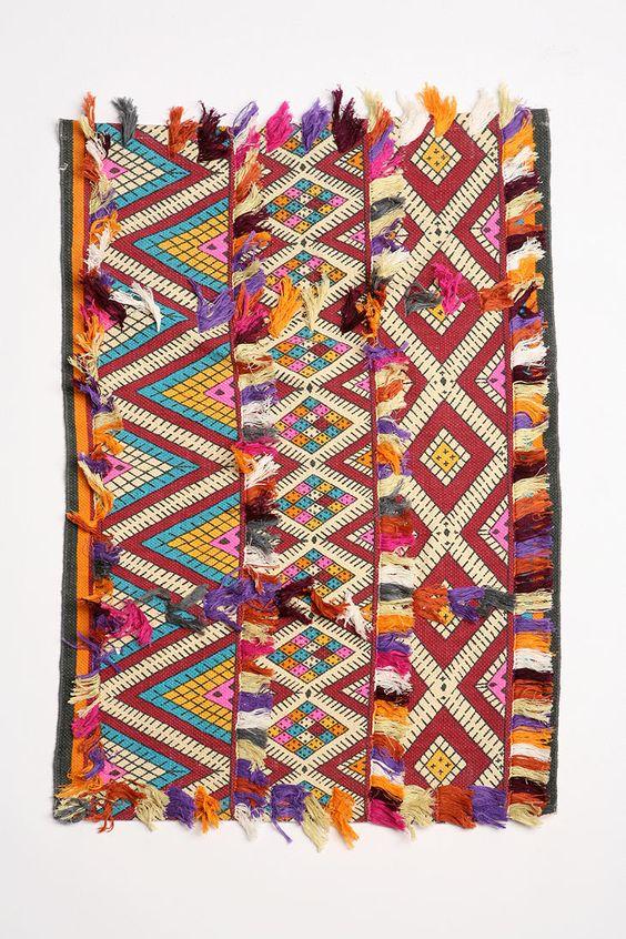 Beduinenteppich   Handwerkskunst