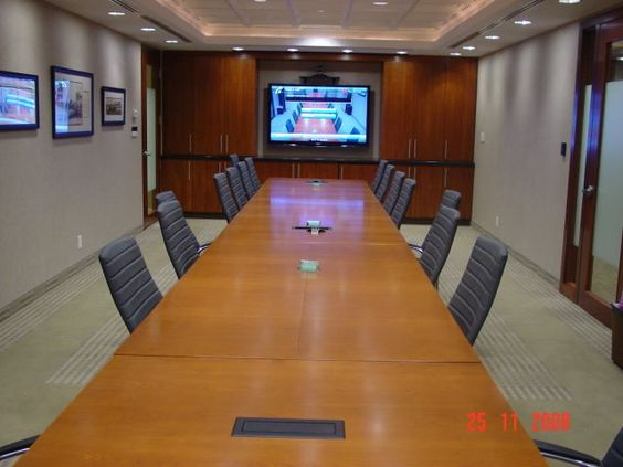 Boardroom - Audio Visual Integration and Application Solutions