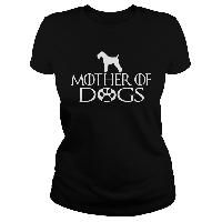Mother Of Dogs Kerry Blue Terrier