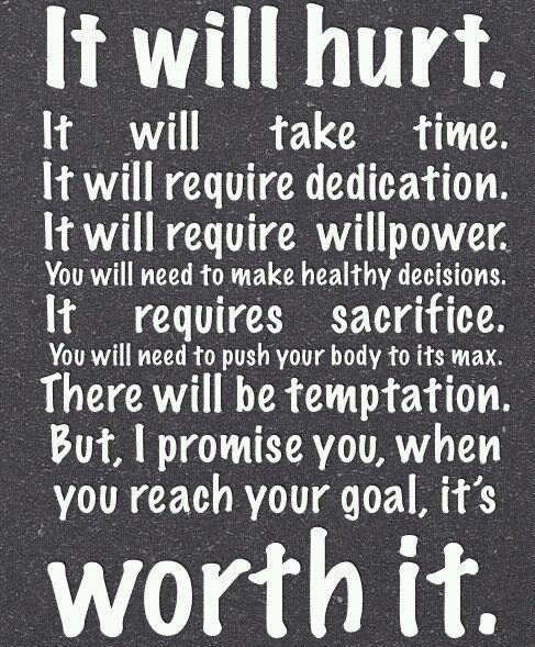 Fitness motivation - this got me through CrossFit so many times