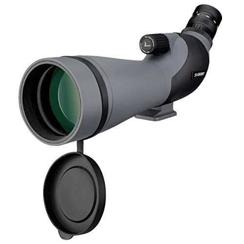 Svbony Sv402 Spotting Scope Waterproof 45 Degree Angled Compact Prism Fmc Eyepiece 20 60x70mm For Bird Watching Wildlife Viewing Hunting Photomania Spotting Scopes Scope Degree Angle