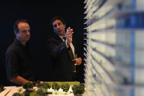 "Consultatio Celebrates the Grand Opening of Oceana Bal Harbour's Sales Center and Showroom with ""Art in Bal Harbour"". 