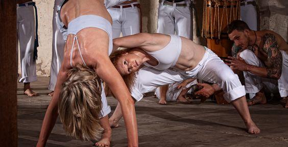 Tänzerischer Kampf aus Brasilien - Capoeira - Die TK stellt euch den Trend-Sport Capoeira vor, eine Mischung aus Kampf, Musik und Tanz.