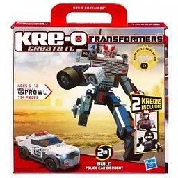 Hasbro Kre-O - Transformers Prowl #hasbro #Kre-O