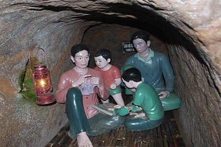 Vinh Moc Tunnel by Director Janet Gardner