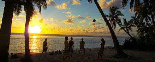 Air New Zealand roundtrip to Cook Islands for $850