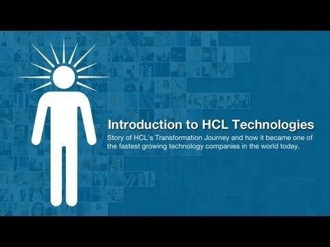 Introduction to HCL Technologies: Corporate Video 2012 - YouTube