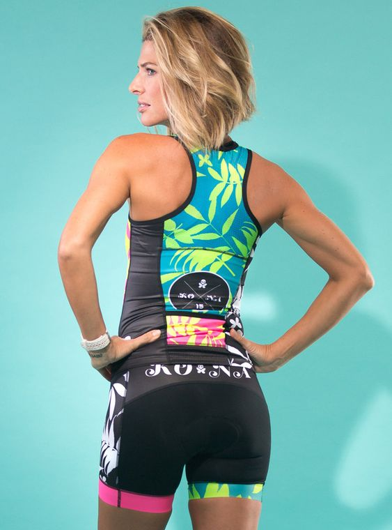 Love this tri kit ... Kona edition! Buy it here --> http://betty-designs.myshopify.com