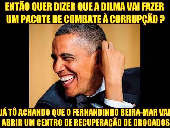 Post  #FALASÉRIO!  : Quem acredita levanta a mäo !