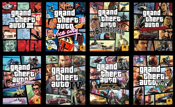 GTA. Favoiurite game series by far. If I had to choose a favourite it would have to be San Andreas or Vice City. What would yours be?