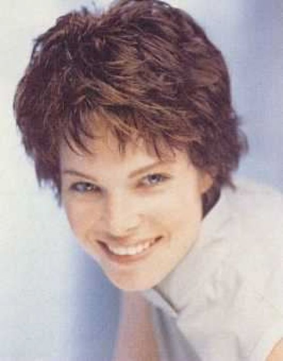 Swell Wavy Hairstyles For Women And Short Hairstyles On Pinterest Short Hairstyles Gunalazisus