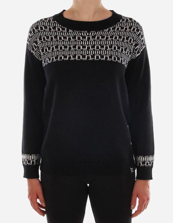 iriedaily - Yma Knit black