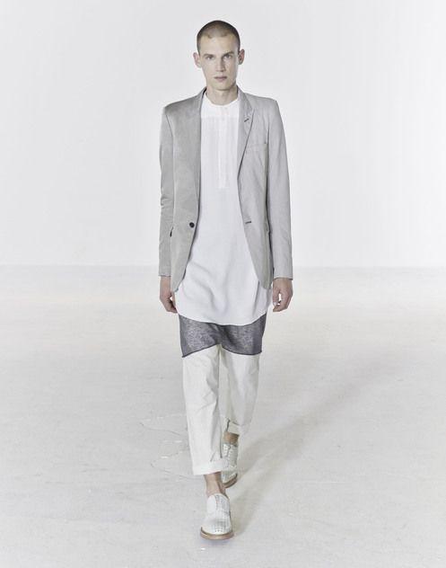 Nicolas Andréas Taralis Ready To Wear Spring Summer 2014 Paris - NOWFASHION