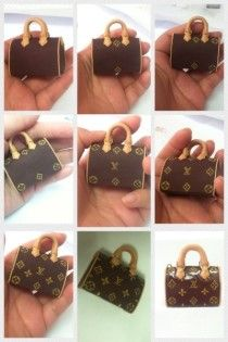 Louis Vuitton Bag Tutorial Tutorials Purses Bags