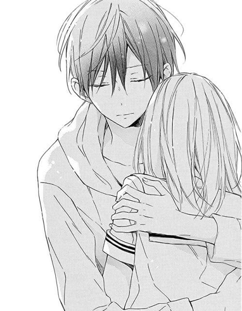 Pin Em Shoujo Manga Couple