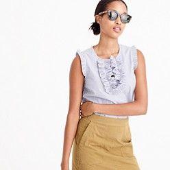 Women's Tops & Blouses : Women's Shirts & Tops | J.Crew