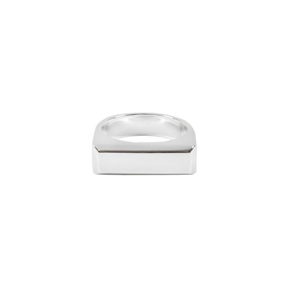 Mister Bar Silver Ring - 925