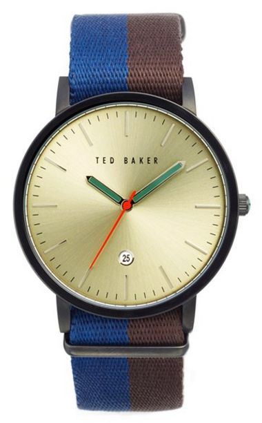 Ted Baker London watch and strap set