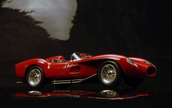1/18 CMC Modellauto Ferrari 250 Testa Rossa